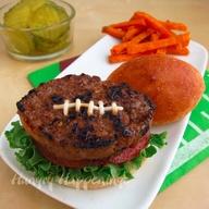 burger football