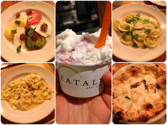 Eataly with Ashfords