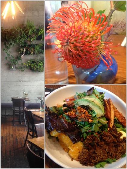 seattle vegan restaurant