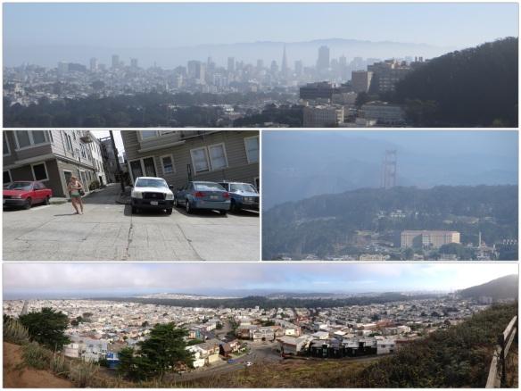 SF Scenery - Hiking
