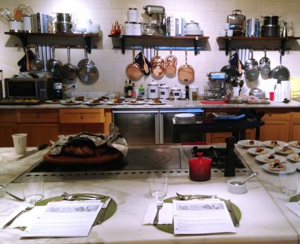 Williams Sonoma Kitchen - Test