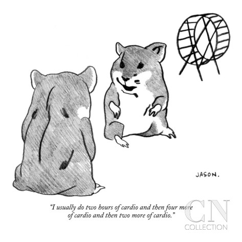 jason-polan-i-usually-do-two-hours-of-cardio-and-then-four-more-of-cardio-and-then-t-new-yorker-cartoon