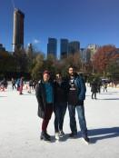 group-skating